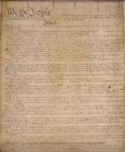 The Constitution and Law